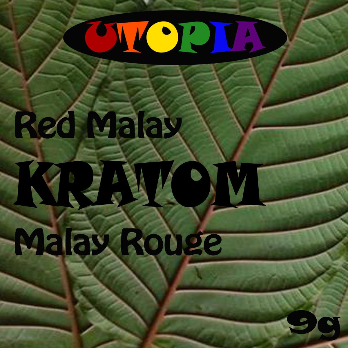 Kratom Red Malay
