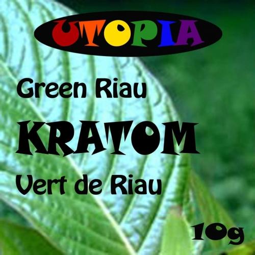 Kratom Green Riau